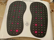 LED Foot Pain Reliever Infrared Heat Stimulates Circulation