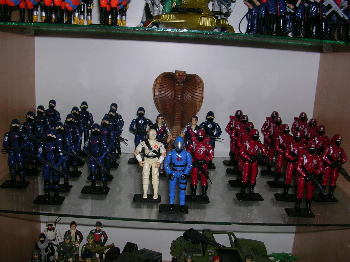 Joes and Toys