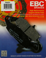 EBC Organic OE Quality Replacement Brake Pads / One Pair (FA231)