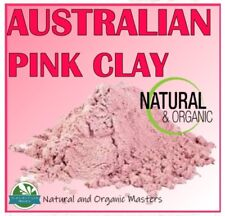 ✅ Australian Pink Clay - Certified Organic -Face Mask - Regular + Sensitive Skin