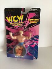 Vintage WCW 1998 Ric Flair 4.5inch Figure - Carded