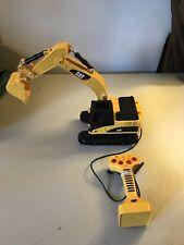 Caterpillar Machine RC Excavator Digger Constiction Toy - CAT Machine Toy
