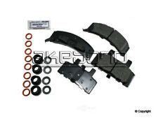 Disc Brake Pad Set-Akebono ProACT Front WD Express 520 03690 091