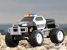 RC ferngesteuertes Polizei Pick up Auto mit Vollfederung  Warnlicht 210 mm Lang