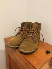 Red Wing Merchant Handmade USA Leather Heritage Boot Olive Mohave 8062 10 D