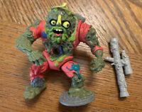 TMNT Muckman 1990 Teenage Mutant Ninja Turtles Complete