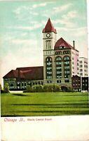 Vintage Postcard - Central Station Terminal Of 29 Railroads Illinois IL #2970