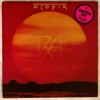 "UTOPIA (TODD RUNDGREN) ""RA""  1977 Radio PROMO Vinyl LP BR 6965 VG+ to NM"