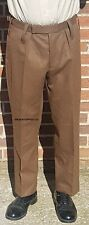 Genuine British Army Trousers No2 Barrack Trousers Dress / FAD Officer