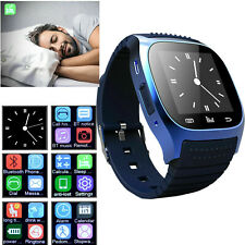 Bluetooth Smart Watch Sport Wristwatch For Android Samsung Galaxy S20 S9 S8 LG