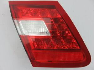 Mercedes Benz E Class E550 Backup Lamp Assembly Left Driver 11 A2129060158