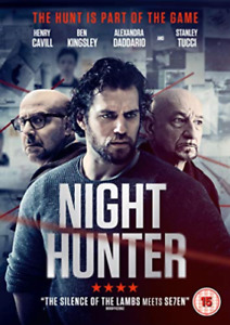 Night Hunter DVD NUOVO