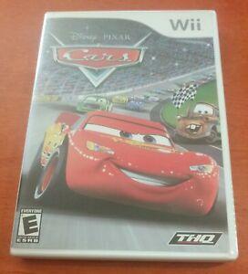 Cars Nintendo Wii Disney Pixar THQ Bvg Buena Vista Games Incinerator Studios