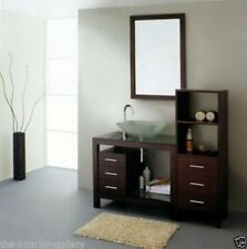 Bathroom Vanity - Modern Bathroom Vanity - Single Sink - Seabrook - 33""