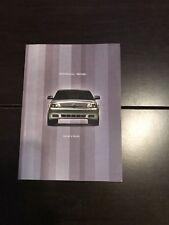car truck manuals literature for mercury montego ebay rh ebay com 2005 mercury montego owner's manual