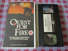 Quest For Fire - Pre-certificate VHS video
