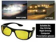 Night Driving HD Vision Glasses Prevention Yellow Driver Computer Sunglasses