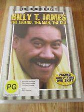 Billy T. James The Legend, The Man, The Cuz DVD
