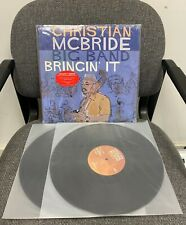 Christian McBride Big Band/Bringin' It, 180 Gram Vinyl 2Lp (Vg+)