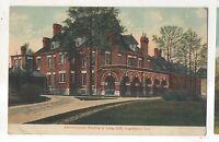 Administration Building, Long Cliff, LOGANSPORT IN Vintage Indiana Postcard