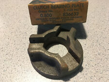 NOS 32 33 34 Chevy Chevrolet Truck Car Clutch Throw Out Bearing Plate 836632