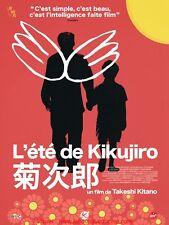 L'ETE DE KIKUJIRO Affiche Cinéma / Movie Poster 60x40 TAKESHI KITANO
