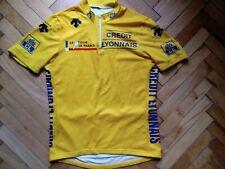 Cycling Jersey Descente Tour de France Credit Lyonnais Team Size 'M'