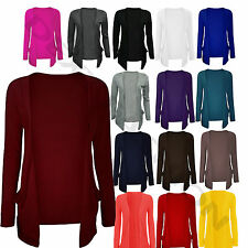 Viscose Long Sleeve Thin Knit Jumpers & Cardigans for Women