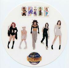 Spice Girls Spiceworld Album Promo Stickers