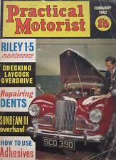Practical Motorist Magazine February 1962