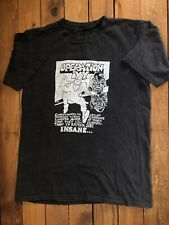 Vintage Original 1988 Operation Ivy Rancid Insane Punk Band Tee Shirt Size L