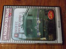 $$  DVD La Passion des Trains n°2 BB & CC des Records CC7121