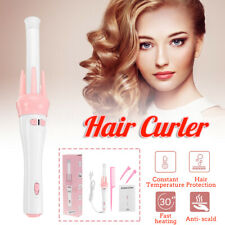 NEW Automatic Rotating Hair Curler Electric Wave Hairs Styling Tools