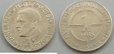 COIN - GERMANY NICKEL COIN - 1 MARK OPFERSPENDE  ADOLF HITLER  # 682