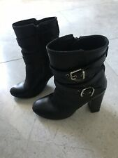 Witchery Leather Boots Size 7