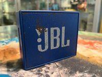 JBL GO (GO VM)  PORTABLE BLUETOOTH SPEAKER IN BLUE - AU STOCK !