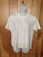 WOMEN'S BLAIR SHORT SLEEVE POLO SHIRT-SIZE: XL