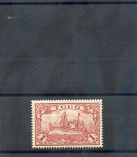 TOGO Sc 16(MI 16I)*VF LH, 1900 1MK RED, RETOUCHED VARIETY, $60