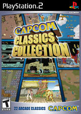 Capcom Classic Collection PS2 Playstation 2 Game Complete