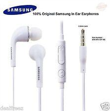 Samsung In Ear Earphones 3.5mm Jack EHS64AVFWE Handsfree Headset With Remote MIC