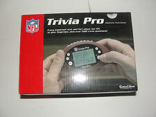 Nfl Trivia Pro Electronic Hand-Held Trivia Game New in Box Never Played Classic
