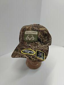 NEW Realtree  Max-1 XT Hunting Hat Ballcap  Camo, Stretch Fit L-XL Sent Control