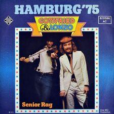 """7"""" GOTTFRIED BÖTTGER & LONZO WESTPHAL Hamburg '75 HANS SCHEIBNER TELEFUNKEN 1974"""