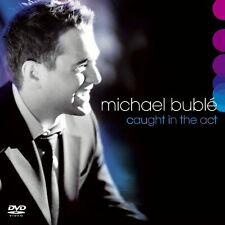 Caught In The Act (Cd+Dvd) [audioCD] Buble' Michael