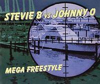 Stevie B. Mega freestyle (#zyx9029, vs Johnny O) [Maxi-CD]