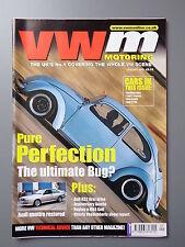 R&L Mag: VW Motoring January 2003: Audi Quattro/Last Beetle/Golf R32/Beetle