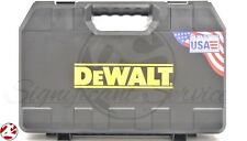DEWALT Hard Case to hold DCD985 DCD996 Hammer Impact Drill Battery Charger