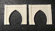 Cut Stone Tunnel Portal Set, Single Track, N Scale
