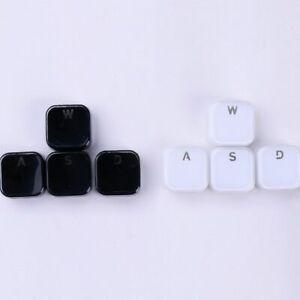 Key Cap Set Low Profile Mechanical Keyboard Crystal Edge For Cherry Mx Backlit