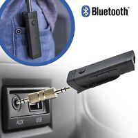 Mini Bluetooth Empfänger Wireless Stereo Musik AUX Audio Receiver Adapter Klinke
